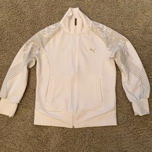 Puma Zippered Sweatshirt